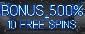 500 на первый депозит казино интернет - казино для телефона